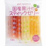株式会社 ニッシン・ドルチェ 国産果汁スティックゼリー